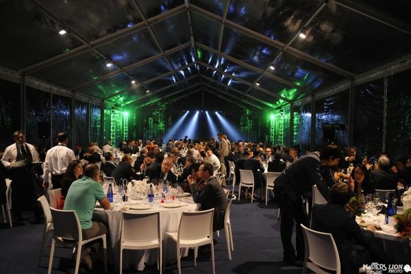 Infinity, Grand Gala Show organiseret til Stulz Company Event.