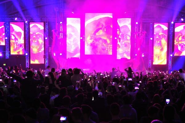 Il più grande format di spettacolo, show e party live per eventi, world premiere, opening ceremony, lancio di nuovi prodotti