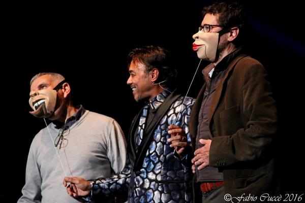 Show, um show de homem, comédia emocionante. Ideal para jovens e idosos