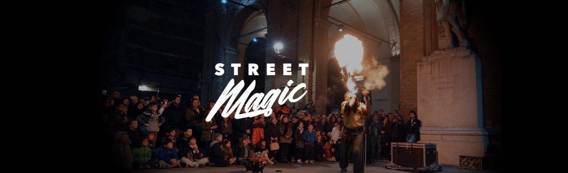 ქუჩის Magic