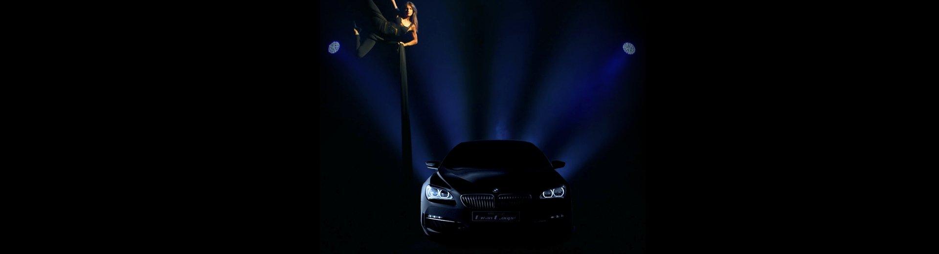 BMW გამოვლენა